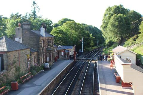 Hogsmeade station at Goathland