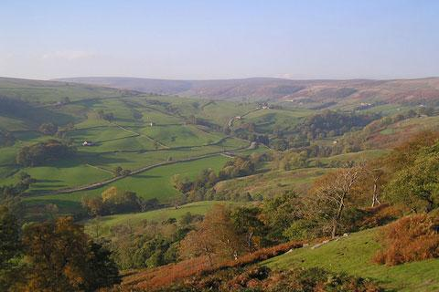 Nidderdale, North Yorkshire