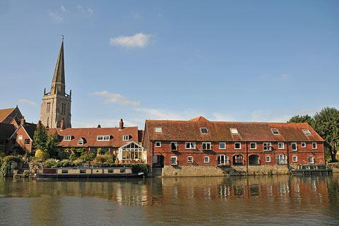 Photo of Abingdon in Oxfordshire (Oxfordshire region)