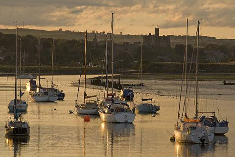 Photo of Amble in Northumberland Coast (Northumberland region)