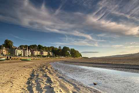 Photo of Arnside in Arnside and Silverdale (Cumbria region)