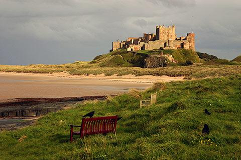 Photo of Bamburgh in Northumberland Coast (Northumberland region)