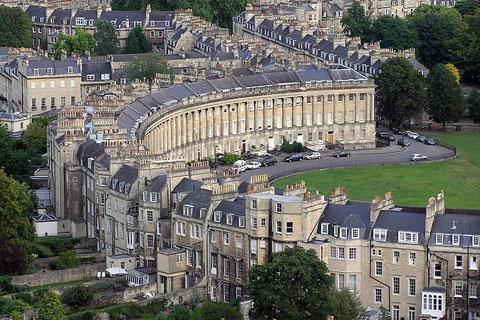 Photo of Bath in Somerset (Somerset region)