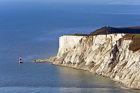 Photo of Beachy Head in South Downs (East Sussex region)