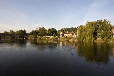 Photo of Bewdley in Worcestershire (Worcestershire region)