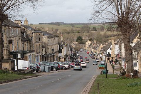 Photo of Burford in Cotswolds (Oxfordshire region)