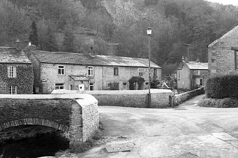 Photo of Castleton in Peak District (Derbyshire region)