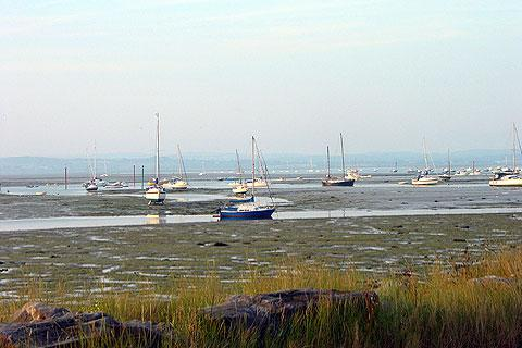 Photo of Chichester Harbour in West Sussex (West Sussex region)