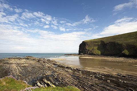 Photo of Crackington Haven in Cornwall (Cornwall region)