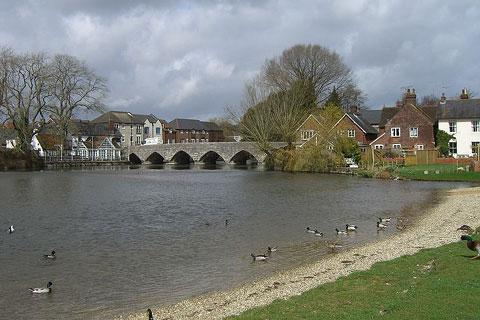 Photo of Fordingbridge in New Forest (Hampshire region)