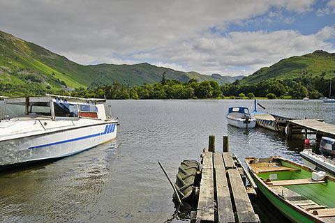 Photo of Glenridding in Lake District (Cumbria region)