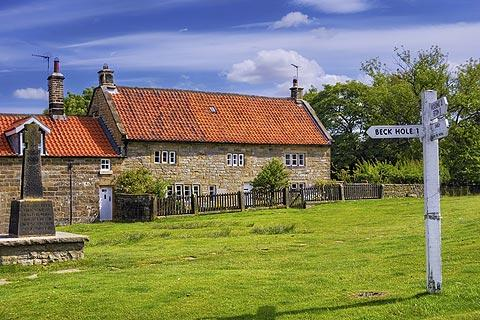 Photo of Goathland in Yorkshire Moors (North Yorkshire region)