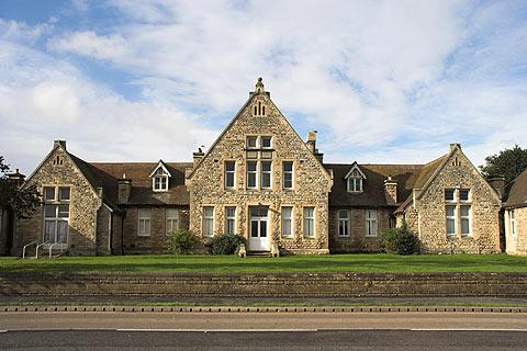Photo of Grantham in Lincolnshire (Lincolnshire region)