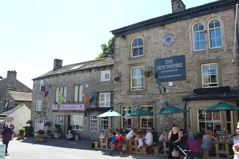 Photo of Grassington in Yorkshire Dales (North Yorkshire region)