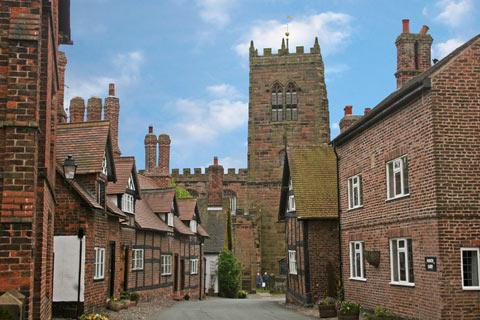 Photo of Great Budworth in Cheshire (Cheshire region)