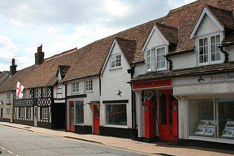 Photo of Great Missenden in Chilterns (Buckinghamshire region)