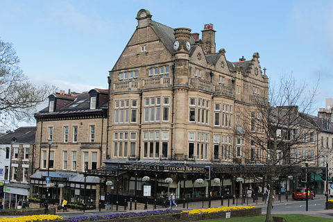 Photo of Harrogate in North Yorkshire (North Yorkshire region)