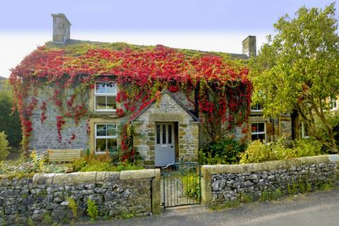 Photo of Hartington in Peak District (Derbyshire region)