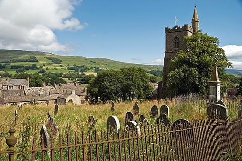 Photo of Hawes in Yorkshire Dales (North Yorkshire region)