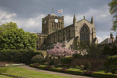 Photo of Hexham in Northumberland (Northumberland region)