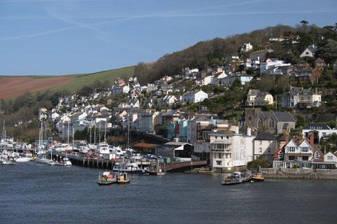 Photo of Kingswear in South Devon (Devon region)