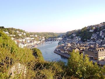 Looe valley