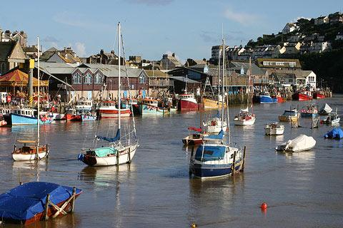 Photo of Looe in Cornwall (Cornwall region)