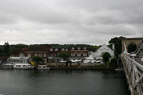 Photo of Marlow in Chilterns (Buckinghamshire region)