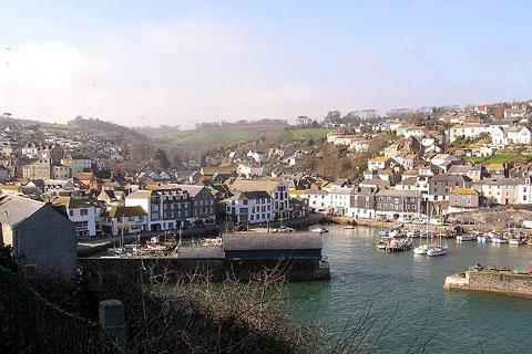 Photo of Mevagissey in Cornwall (Cornwall region)