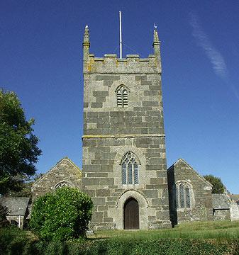 Mullion church