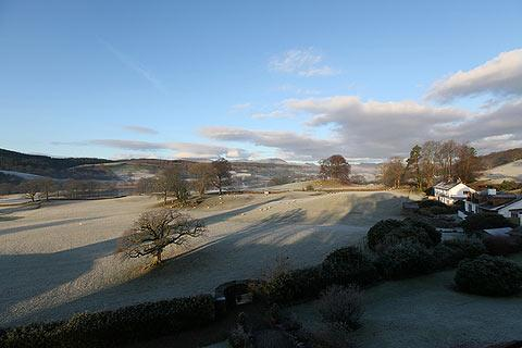 Photo of Sawrey in Lake District (Cumbria region)