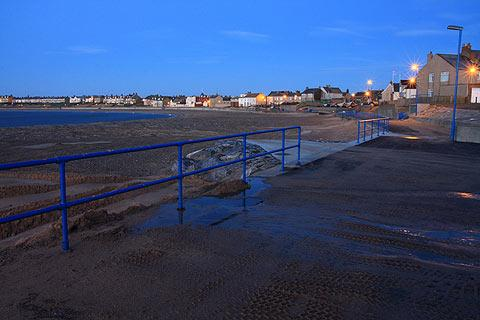 Photo of Newbiggin-by-the-Sea in Northumberland Coast (Northumberland region)