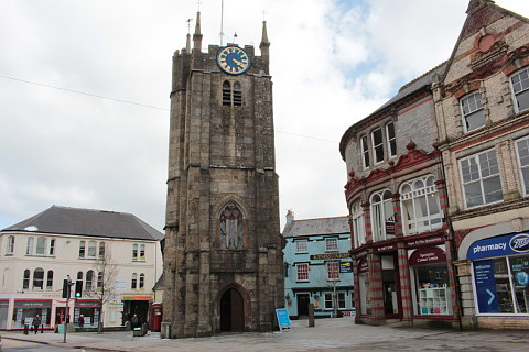 Photo of Okehampton in Devon (Devon region)