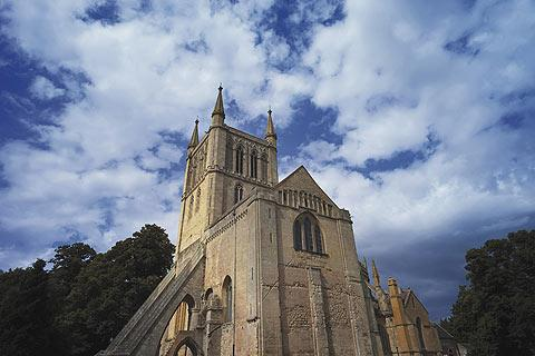 Photo of Pershore in Worcestershire (Worcestershire region)