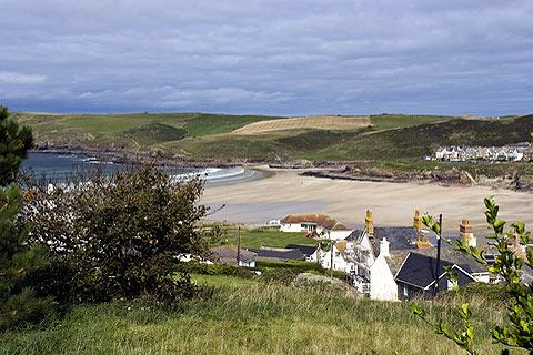 Photo of Polzeath in Cornwall (Cornwall region)