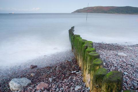 Photo of Porlock in Exmoor (Somerset region)