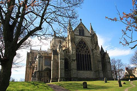 Photo of Ripon in North Yorkshire (North Yorkshire region)