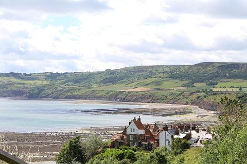 Photo of Robin Hood's Bay in Yorkshire Moors (North Yorkshire region)