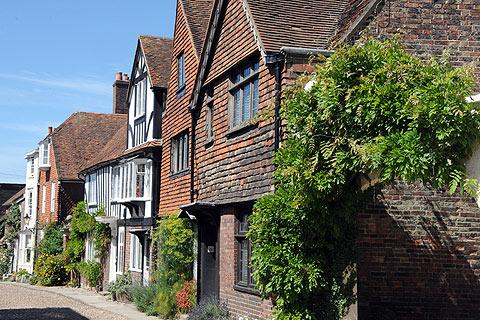 Photo of Rye in East Sussex (East Sussex region)