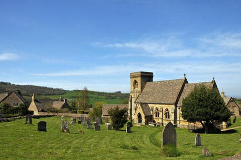 Photo of Snowshill in Cotswolds (Gloucestershire region)