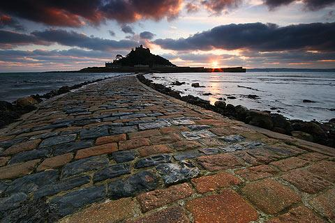 Saint Michaels mount, Marazion, Cornwall
