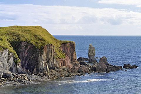 Photo of Thurlestone in South Devon (Devon region)