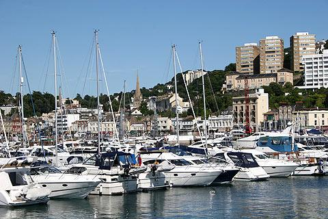 Photo of Torquay in Devon (Devon region)