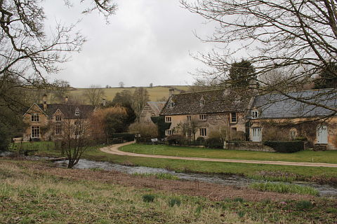 Photo of Upper Slaughter in Cotswolds (Gloucestershire region)