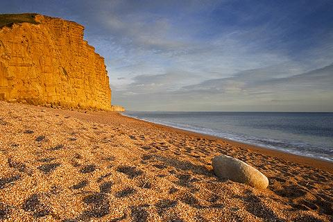Photo of West Bay in Jurassic Coast (Dorset region)