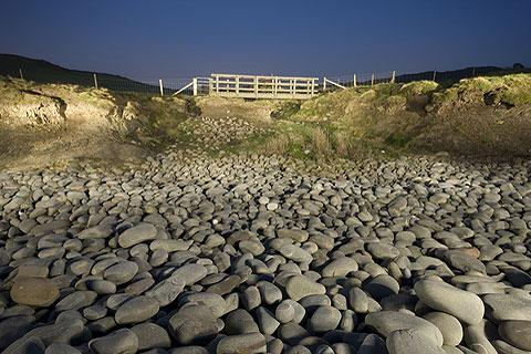 Photo of Westward Ho! in North Devon (Devon region)