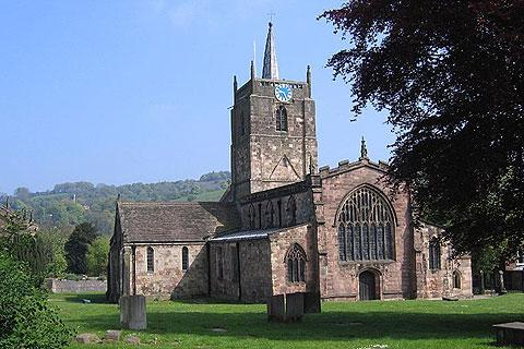 Photo of Wirksworth in Peak District (Derbyshire region)
