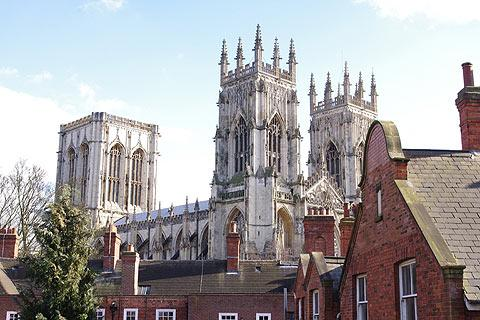 Photo of York in North Yorkshire (North Yorkshire region)