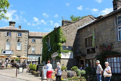 Grassington centre