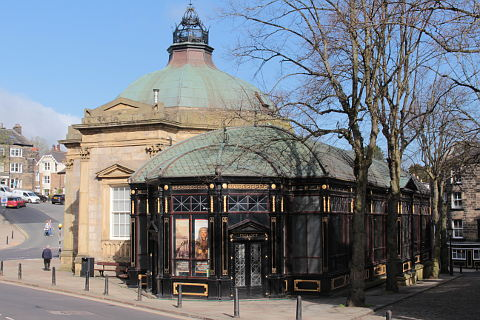 Pump rooms in Harrogate